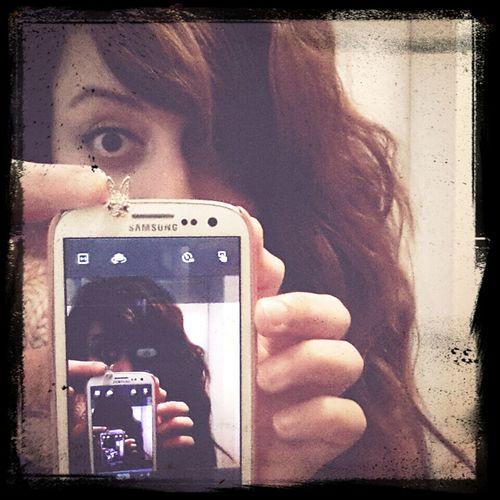 Cute, Bunny, Samsung, Galaxy, S3