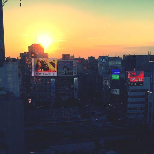 weekend‼︎ LoveTokyo Shibuya Sunset Musical Theatre Pippin Sogood!