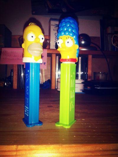 Homer&Martch Simsons