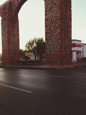 Leyendas, México Mexico Arcos Built Structure Architecture Building Exterior Road No People Day Outdoors