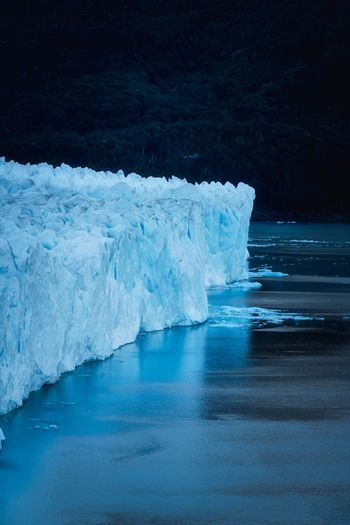 Check out my prints at https://simonmigaj.com/shop/ and visit my IG http://www.instagram.com/simonmigaj for more inspirational photography from around the world. Reflection Beautiful Object Patagonia Argentina Perito Moreno. Patagonia. Argentina. Travel Perito Moreno Water Snow Cold Temperature Beauty Winter Sea Glacier Polar Climate Blue Frozen Glacial Iceberg Scenery Cold Floating Weather Condition Snow Covered Global Warming Frozen Water Iceberg - Ice Formation Floating On Water Climate Change