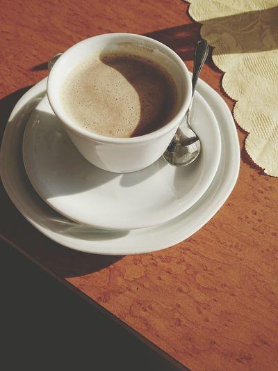 Goodmorning Coffeeshock Wake Up Tired