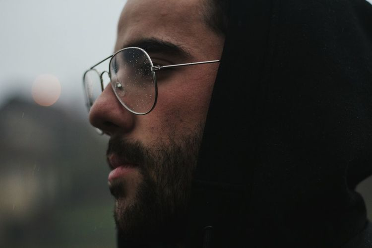 EyeEm Selects Eyeglasses  Men Beard Human Face Headshot Close-up Glasses