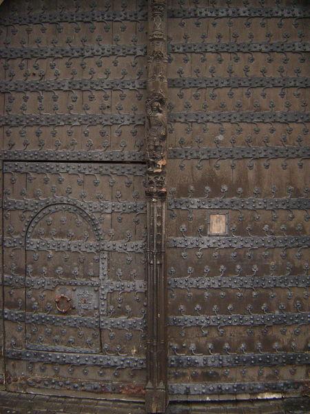 Architecture Backgrounds Castle Door Close-up Door Entrance Entrance Gate Full Frame Medieval Architecture Metal No People Old Door Old Gate Outdoors Pattern Wood Door