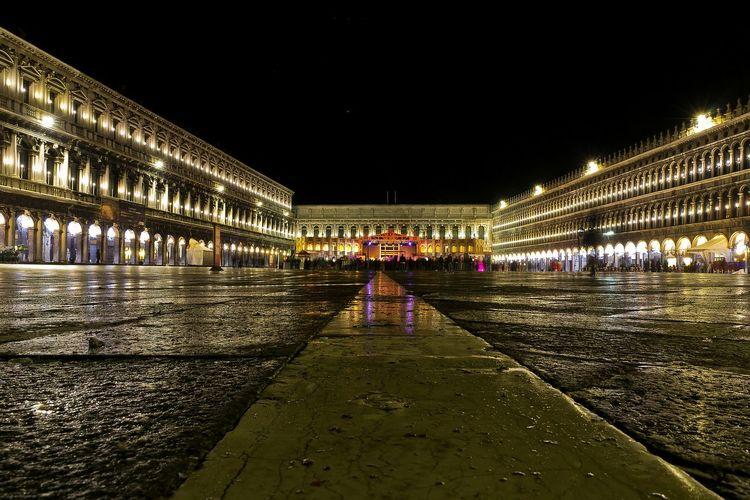 Venezia, piazza