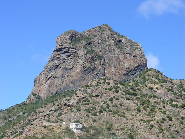 Mountain Non-urban Scene Rock Formation Nature Rocky Mountains Outdoors Tenerife. Canary Islands
