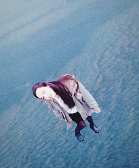 Feels like I'm Flying ! Sky Clouds Hi!