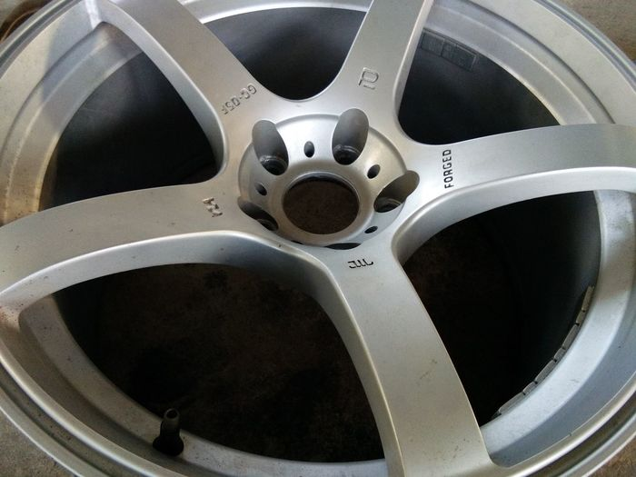 Magnesium Alloy Wheel Max Wheel Full Frame No People Indoors