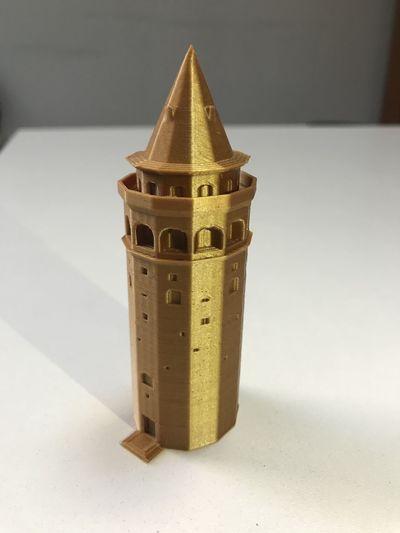 3D printed 3d