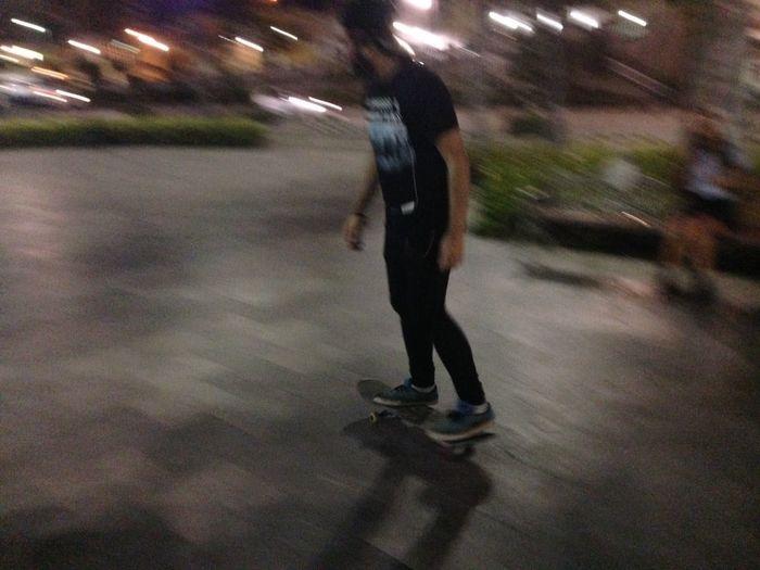 CarlosGarciaRamos Skate Retro Tranquility Veracruz, México Nature Veracruz Desenfoque Patinaje Roll Urbanos