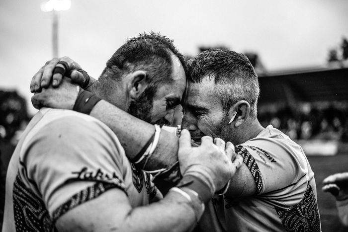 Mybrother Rugbyleague Emotions Captured Bonding Amazingmoments Bnw_magazine Bnw_life Bnw Photography Bnw_collection Winners Grandfinal Sports Photography