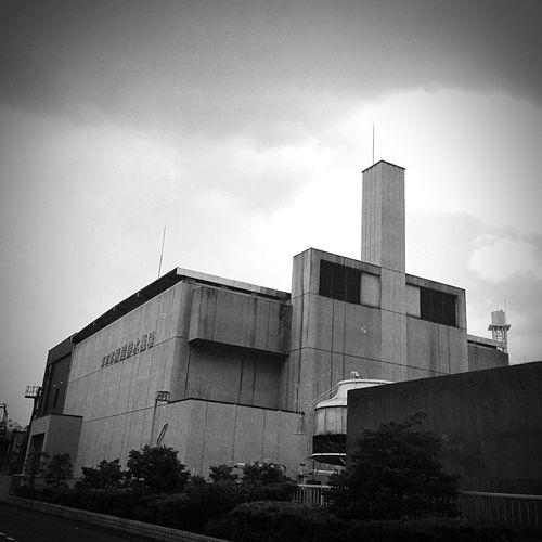 Building Tokyo B&w Blackandwhite