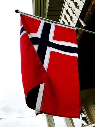 Norway Flag 🇳🇴