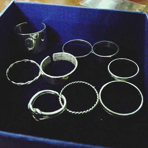 내가 아끼는 아이들 Silver Ring
