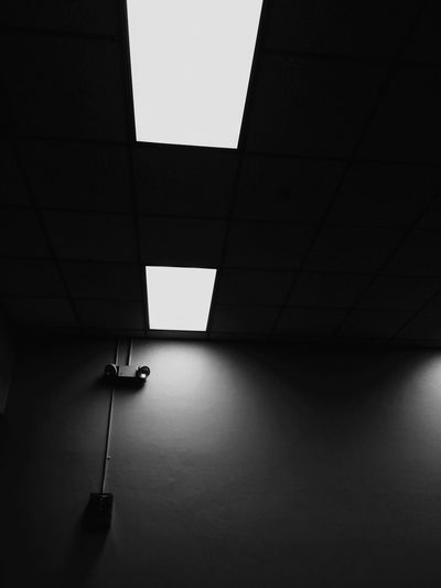 Daydreaming Cafeteria Blackandwhite Light And Shadow Highschool School Detailed Darkness And Light