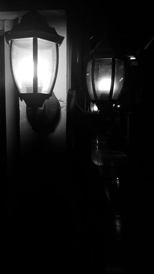 lamp, march