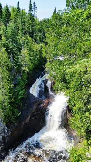 Devils Kettle Water Falls