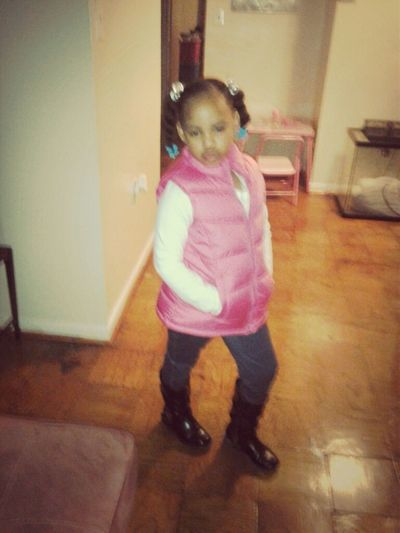 My Lil Sistahh Cabria