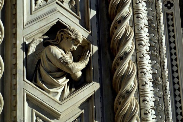 Hello World Detail Cathedral Building Ancient Ancient Architecture Streetphotography Shadow Light And Shadow Florence Italy Florence Firenze Santa Maria Del Fiore Dettagli Arte History Of Arts