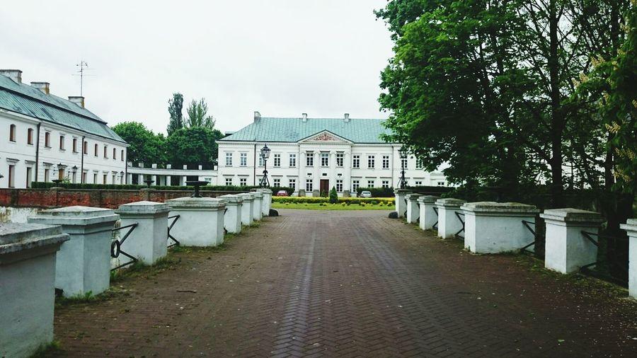 Mansion Kock Poland Architecture
