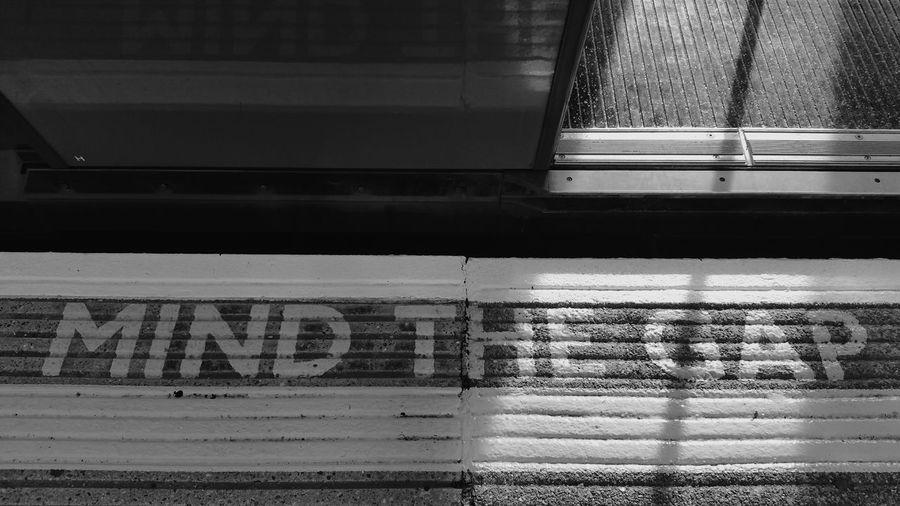 Monochrome Photography Commuting light and reflection Postcode Postcards