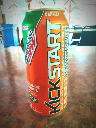 Kickstart Drinks Drinking Mountaindew  Orange Hanging Out Taking Photos Hello World My Edit Yolo