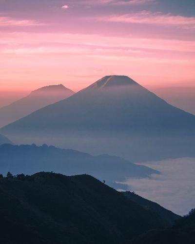 Mt. Prau Dieng,