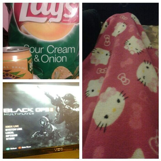 How The Rest Of My Night Is Going To Go ♥