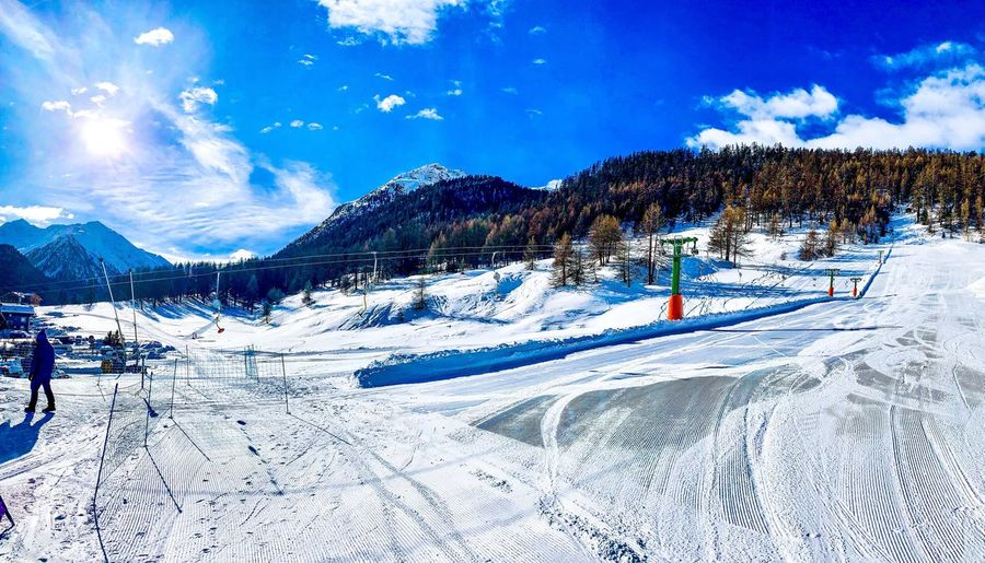 Dope Slopes ShotOnIphone IPhoneography Mobile Photography Travel Photography Travel Destinations Travel Livigno Italy Winter Snow Mountain Cold Temperature Sky Scenics - Nature Cloud - Sky Mountain Range Beauty In Nature Nature Day Tranquility Tranquil Scene Landscape Non-urban Scene Environment Snowcapped Mountain