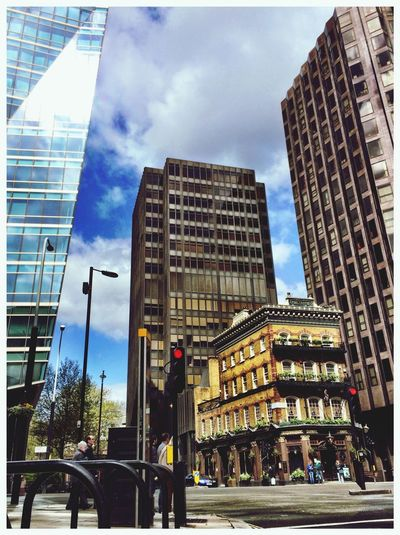 Modern and period London Cityscapes