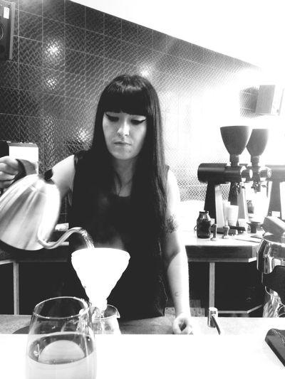 Barista Jane - Barista Coffee Cafe Melbourne Cafe