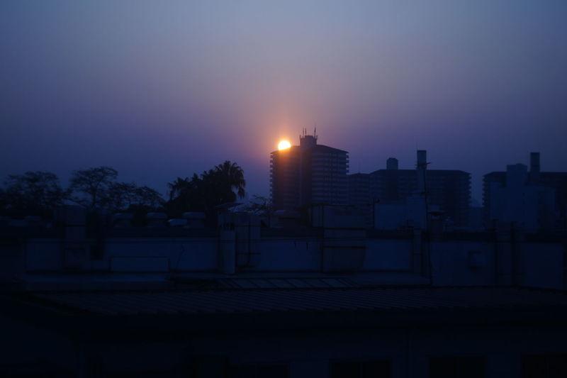 Cityscape Sky
