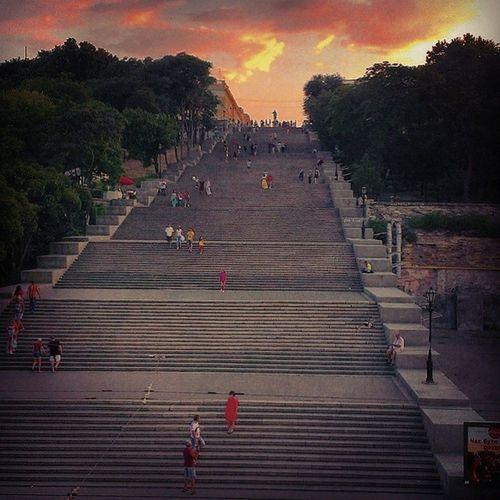 Odessa Odessagram Odessa_one_love Summer_in_the_city Photography потемкинская_лестница любимый_город Ukraine_insta