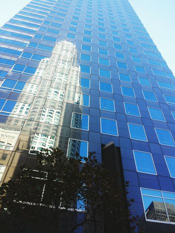 The Architect - 2016 EyeEm AwardsI Love My City Reflection Reflection_collection Urban Reflections Window Reflections Glass Reflection Reflexions Building on building. Reflection series.
