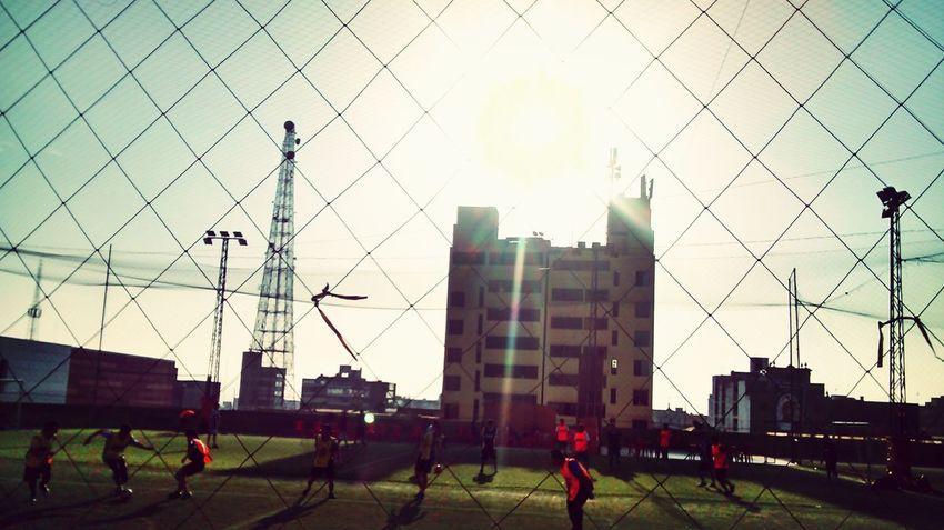Lima-Perú Hello World El Sol...