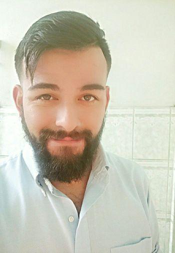 Today's Hot Look Beard Self Portrait Popular Brown Eyes Tatto ✌ Model Beatiful Respect Socialmedia