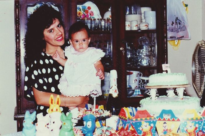 With My Mommy❤ Throwback Foreverlove