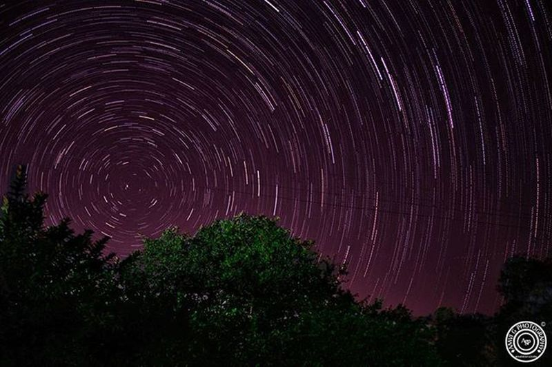 After 4 Nights of Failure , We finally Managed to capture this Star Trail. Couldn't Have been possible without @adityakatare EXIF: D5300 - 18-140mm Shutter Speed : 6800sec Equivalent to 1.8hr. Approx. Aperture : f/3.5 ISO : 200 Focal Length : 18.0 mm Startrail  Photographer Astro Astrophotography Photography India Longexposure Starphotography Amvigphotography Picoftheday Nofilter