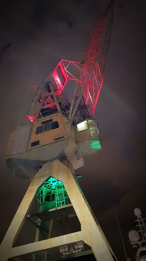 Night Wireless Technology No People Architecture Sky Built Structure City Illuminated 3XSPhotographyUnity 3XPUnity Low Angle View