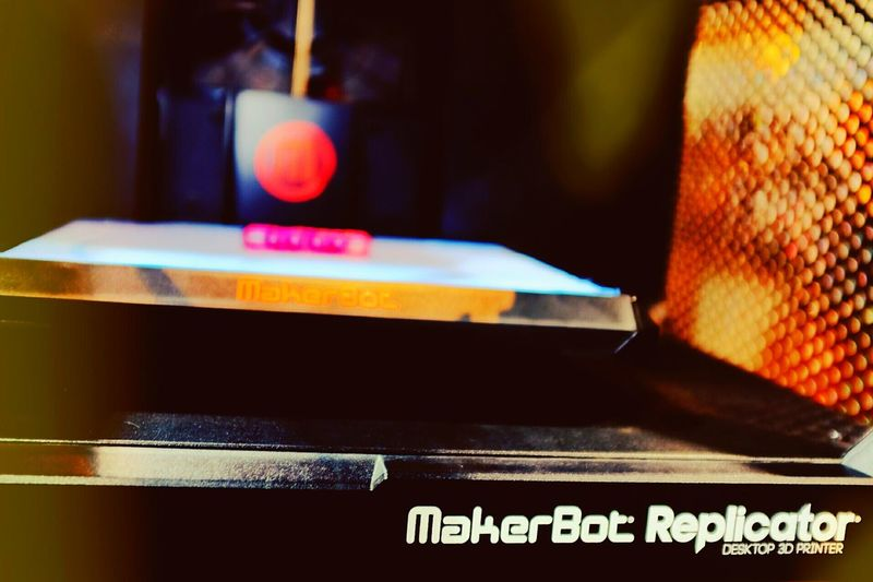 """How to Make Almost Anything"" http://lifehacker.com/im-bre-pettis-co-founder-of-makerbot-and-this-is-how-1641228338 3d Printing Treat Yo Self Creativity Kids Being Kids MakerBot Maker Design Future Shopping Changing The World"