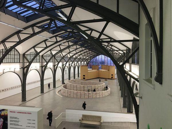 haupthalle Hamburger Bahnhof