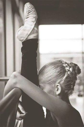 That's Me Baby Me ❤ Little Dancer Hard Working