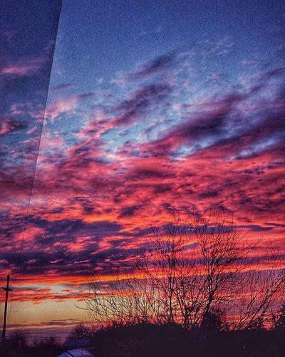 Splash Cloudsinthesky Morning Monday