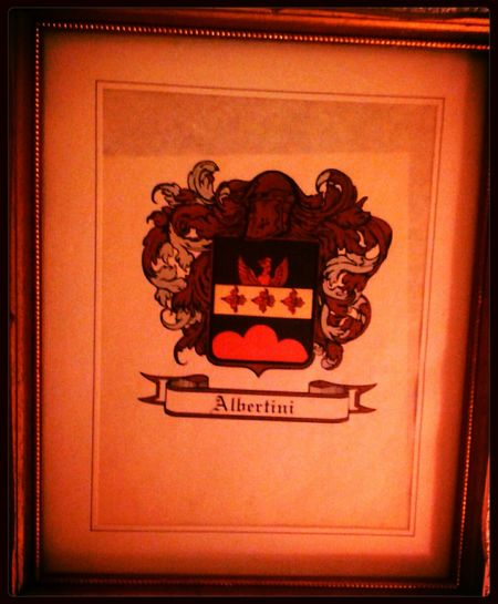 coat of arms of my family that I found in my grand-ma's house:) Coat Of Arms Corsica