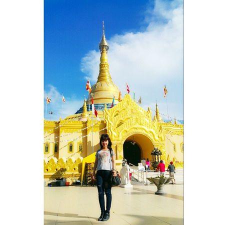 Taman Lumbini in Berastagi - Medan Berastagi Tamanlumbini Medan Sumatera indonesia travelmania traveling 2015.06.01