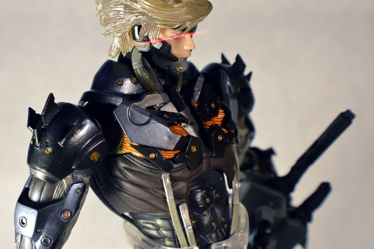 Raiden. Cyborg. Ninja. All badass. This Play arts Kai figure is awesome. I love the MGS series, I've played beaten and own all of them. Toys Action Figures Bigbadtoystore Toygroup Toyphotography Hobby MGsolid Metalgearsolid Raiden Ninja Cyborg Collection