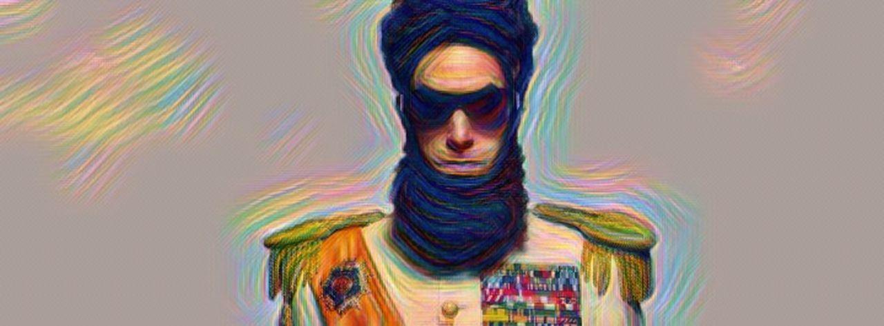 Filter Aladeen Cartoon Cover Dictator Effect