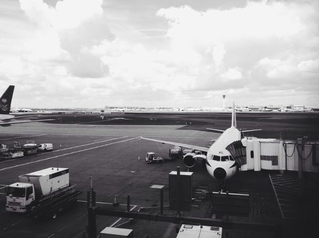 XL Airbus - VSCO Vscocam Airport Traveling