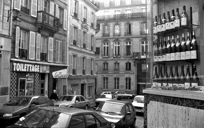 Street View Architecture Building Exterior City Day No People Outdoors Paris Wine Wine
