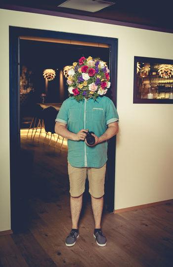 Flower Head The